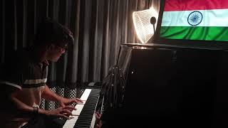 Tu Bhoola Jise - Airlift ll Piano Cover ll Happy Indipendence Day