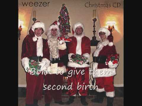 Weezer - Hark the Herald Angels Sing With Lyrics from YouTube · Duration:  1 minutes 33 seconds