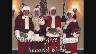 Weezer - Hark the Herald Angels Sing With Lyrics