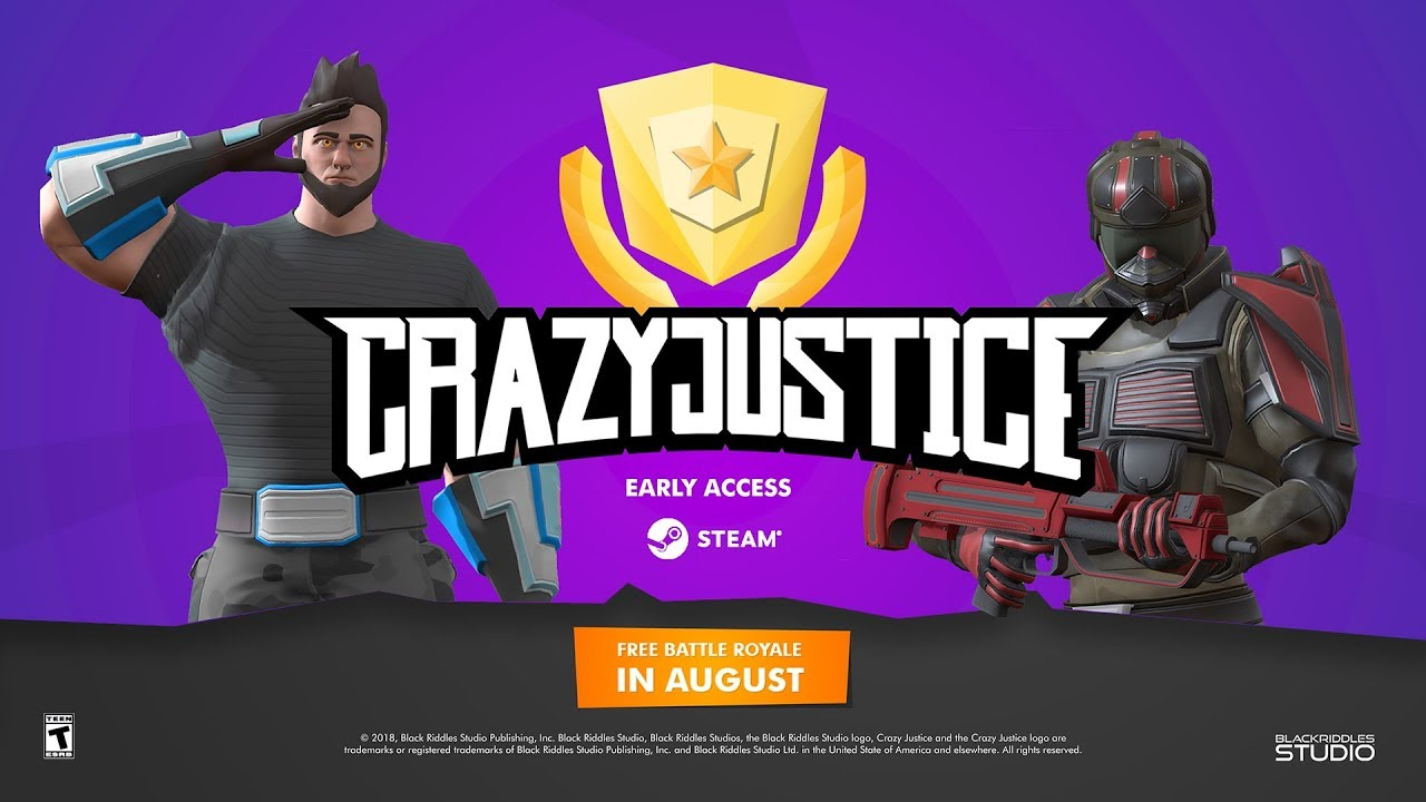 Crazy Justice: In Development on Fig