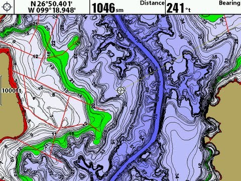 Tips 'n Tricks 30: LakeMaster Charts for Humminbird Features