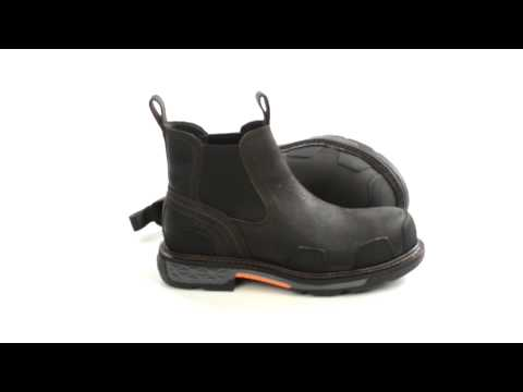 Ariat OverDrive Tradesman Work Boots (For Men)