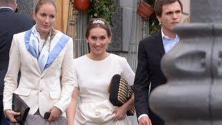 Анастасия Винокур отметила венчание и свадьбу