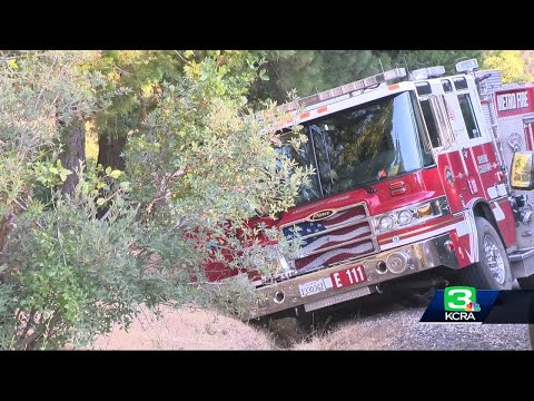 California police chase stolen fire truck for 85 miles