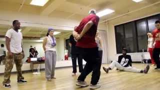 Caleaf Sellers- Hip House Workshop- February 6th