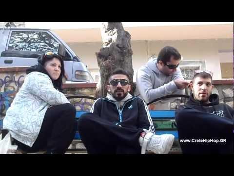 Συνέντευξη: 12ος Πίθηκος, Πελίνα, DjTwelve, Krase [www.CreteHipHop.GR]