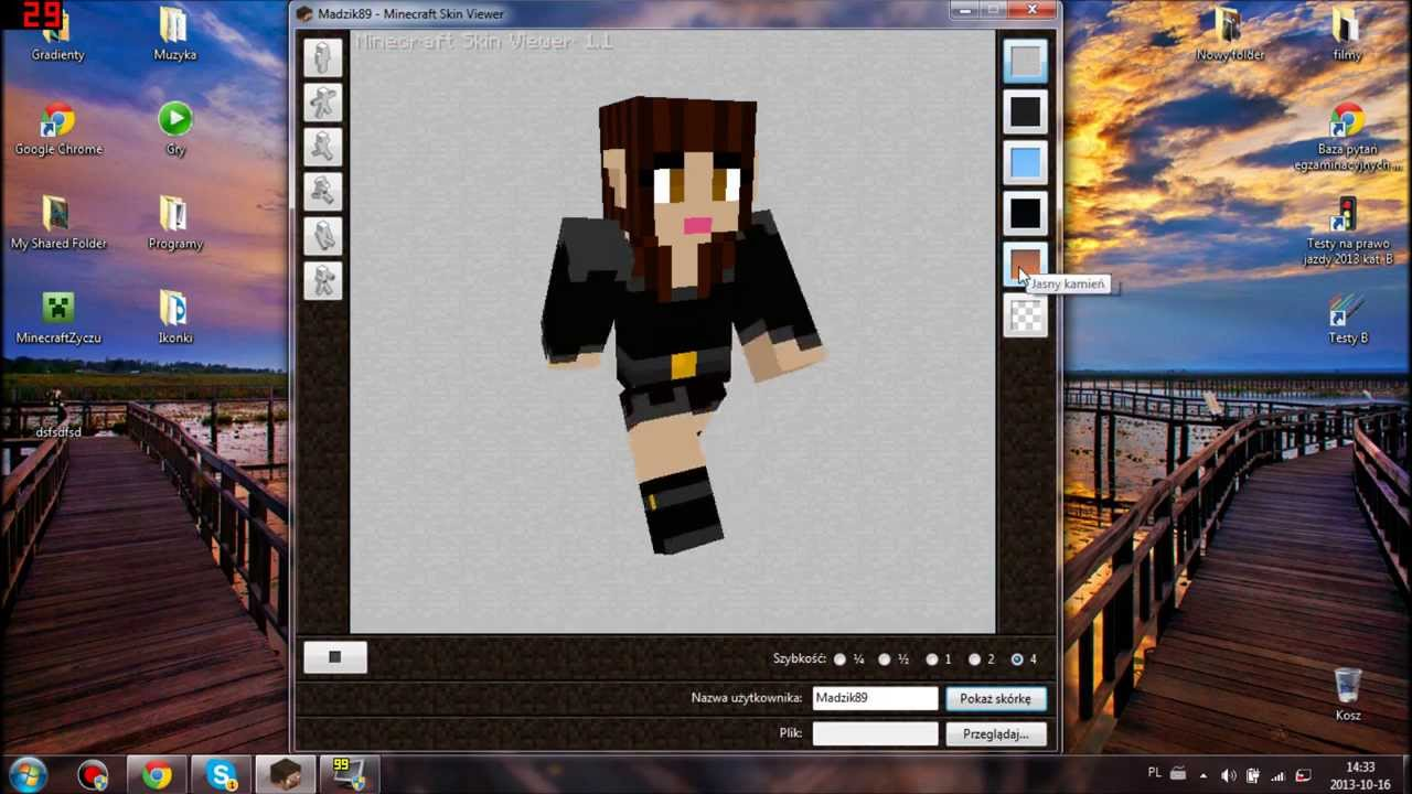 minecraft skin viewer 1.1