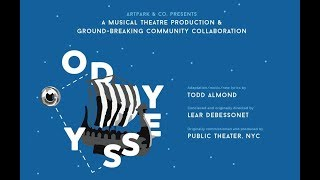 Gambar cover Artpark Presents The Odyssey: Community Partner: People Inc. & Empower