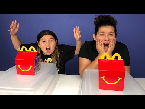 MCDONALD'S SLIME SWITCH-UP CHALLENGE