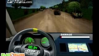 Игра:3D гонки ( Games: 3D Racing)