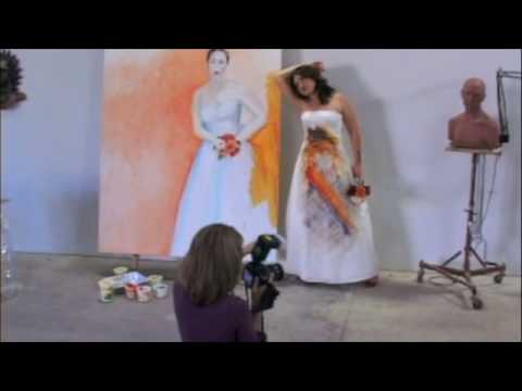 Trash the Dress/ Painted Bride