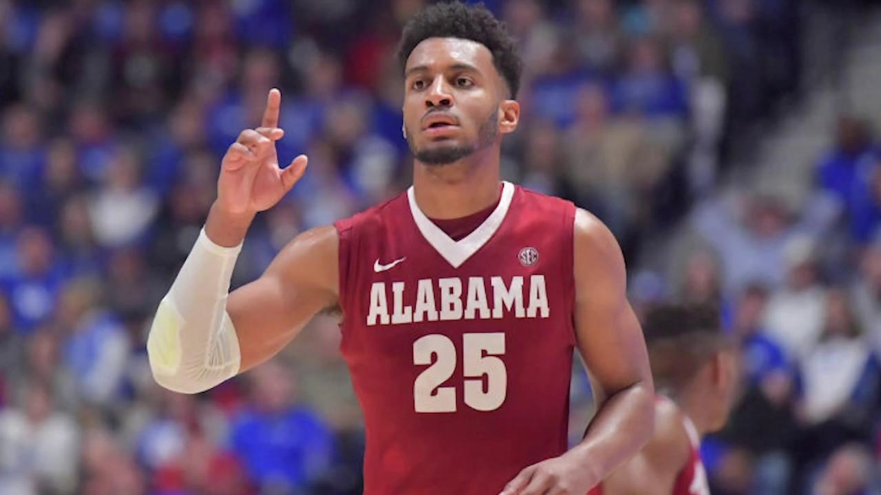 Braxton Key Alabama Crimson Tide Transfer   Immediately ELIGIBLE ...