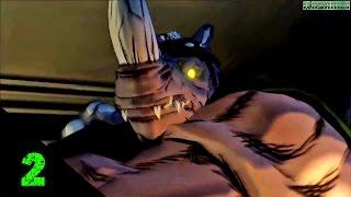 TMNT - Mutants In Manhattan (PC) walkthrough part 2 (Rocksteady)