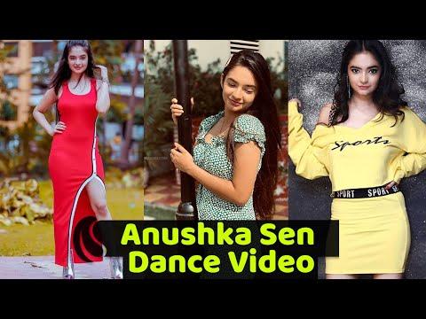 Anushka Sen Dance on Genda Phool, Kalla Sohna Nai, Illegal Weapons 2.0, Disco Dancer 2.0, Muqabla