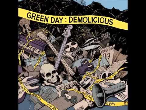 Green Day - Demolicius (Full Album)