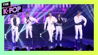 ASTRO, Blue Flames [THE SHOW, Fancam, 191203] 60P