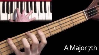 Learn Bass - Extending the Major Triad thumbnail