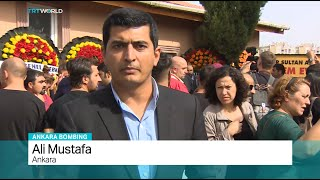 TRT World: A day of sombre rage, Ali Mustafa reports from Ankara