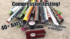 40+ bats and a compression tester!  Let's do it!