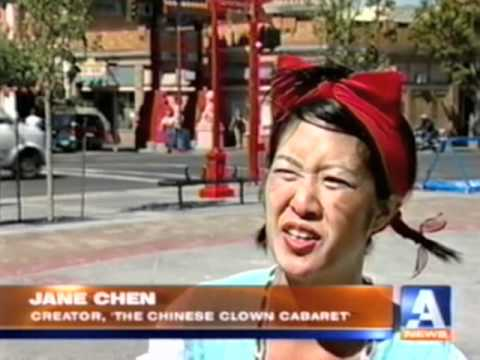 Chinese Clown Cabaret on CTV News; Vancouver, British Colombia, Canada
