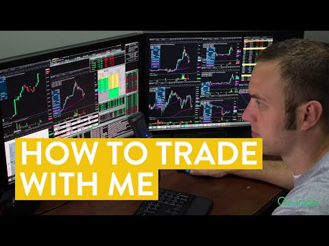 [LIVE] Day Trading | How to Trade Stocks With Me (and make money…)