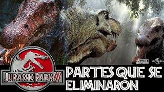 En este video explico como era la pela original T-rex vs Spinosauru...