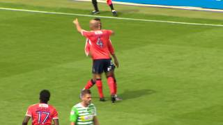 Highlights | Luton Town 8-2 Yeovil Town