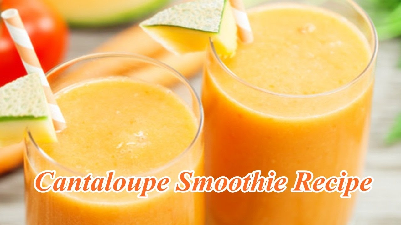 Banana Cantaloupe Smoothie Cocktail Meister Cantaloupe peach smoothie is a must try if you like fruity flavours. cocktail meister cocktail meister