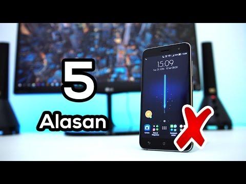 5 Alasan Untuk Tidak Pilih Asus Zenfone 3!