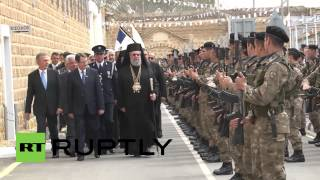 Cyprus: National Day forgets crisis to honour revolutionary heroes
