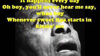 Scatman Crothers - Sweet Lips (Jazz Lips) LYRICS