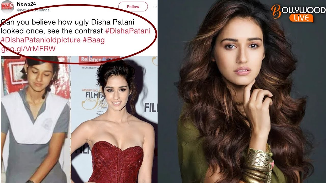 Watch Disha Patani Reply On Being Called As An UGLY By