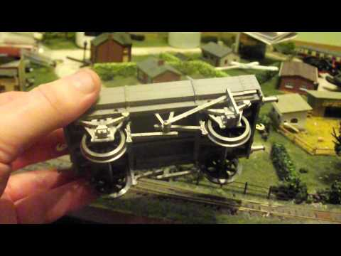 O gauge wagon review