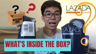 UNBOXING PHP249 MYSTERY BOX & ROMOSS LT20 POWERBANK FROM LAZADA 11.11 SALE | SULIT NGA BA?