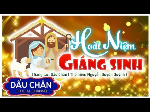 Hoài Niệm Giáng Sinh - Duyên Quỳnh l Dấu Chân official l