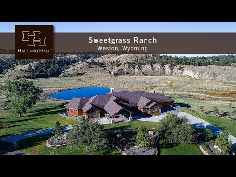 Sweetgrass Ranch - Weston, Wyoming