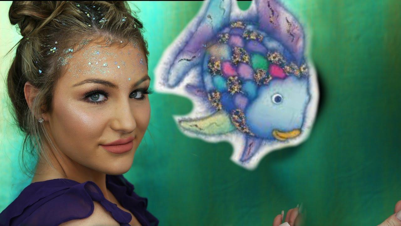 Childrens Halloween Costume The Rainbow Fish Youtube