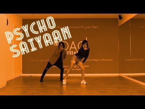 Download Lagu  Psycho Saiyaan Dance | Saaho | Prabhas, Shraddha Kapoor | ShekharTenisha Choreography | Dubai Mp3 Free