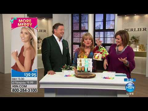 HSN | Perlier Beauty Gifts 11.14.2017 - 01 PM