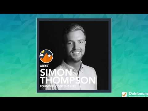 How to Boost Your Content Marketing Results with Simon Thompson from Content Kite
