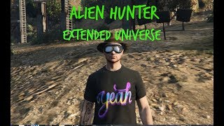 Alien Hunter: Extended Universe