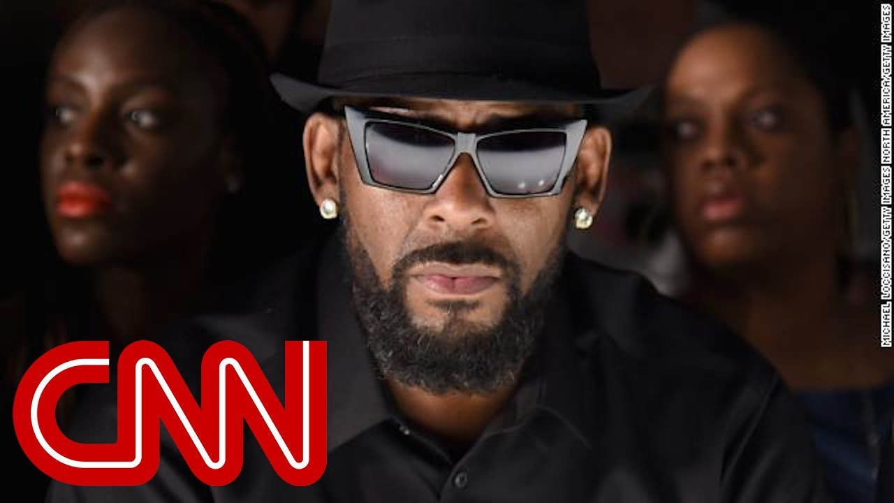 R. Kelly charged with criminal sexual abuse