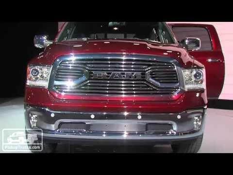 2015 RAM 1500 Laramie Limited - First Look