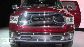 2015 RAM 1500 Laramie Limited - First Look