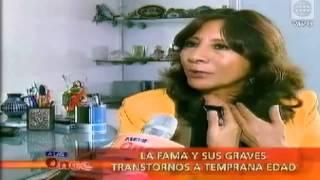 Tema: LA FAMA Y SUS GRAVES TRANSTORNOS A TEMPRANA EDAD - Psic. Clin. Dra. Martha Leiva