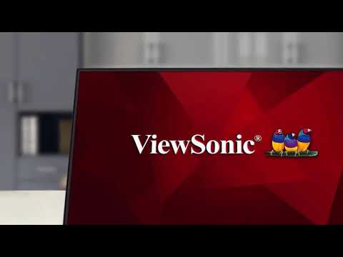 """ViewSonic TD2230 22"""" 1080p 10-Point Multi Touch Screen IPS Monitor Review"""