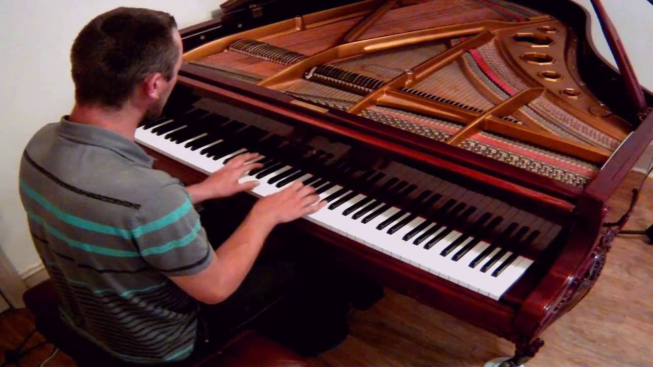 how to play mumford and sons on piano
