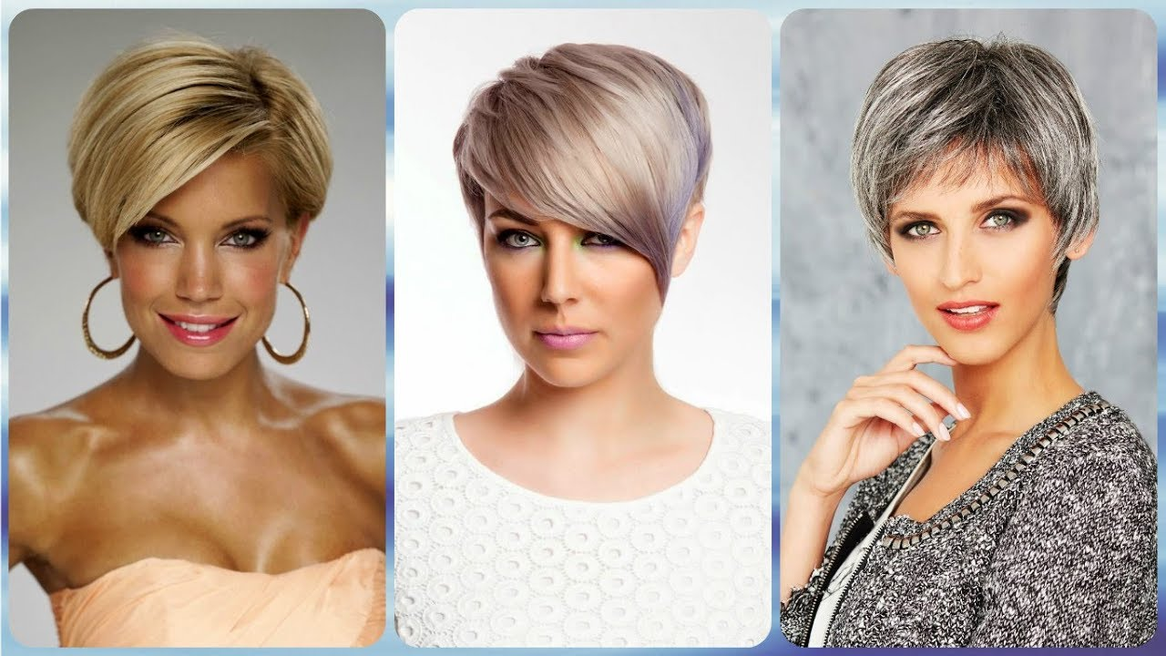 20 Fresh Ideas About Short Blond Hairstyles 2019 Youtube
