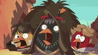 Angry Birds Star Wars 2 Cinematic Trailer [FUNNY]