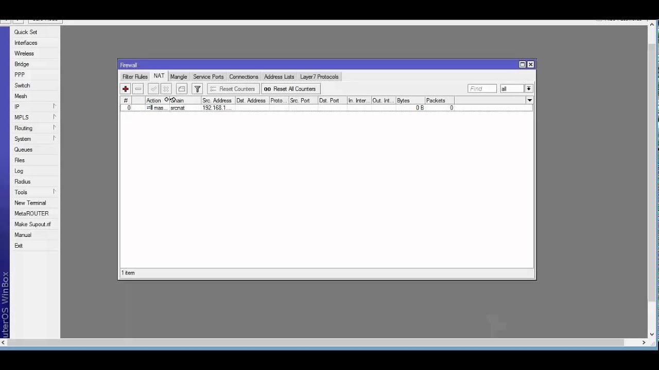 Mikrotik SXT - Router Mode with PPPoE